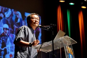 Hugo Segawa profere palestra