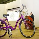 Bicicleta sorteada