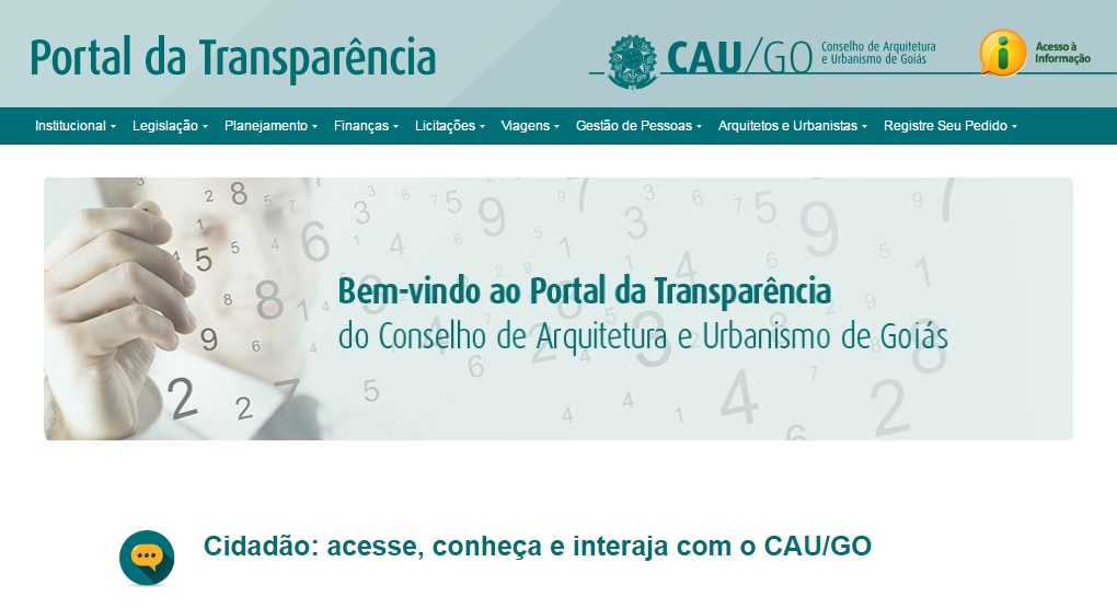 Portal da Transparencia_GO