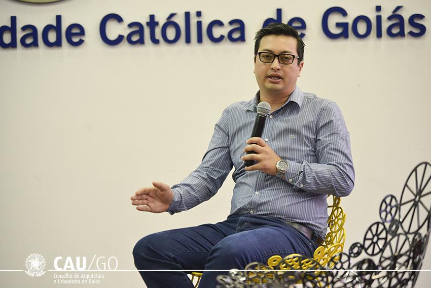 Rodrigo Kimura, diretor da Engie Brasil, falou sobre energia solar